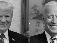 Trump and Biden = Not the Same