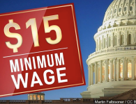 It's time to pass the Raise the Wage Act for a $15 federal minimum wage