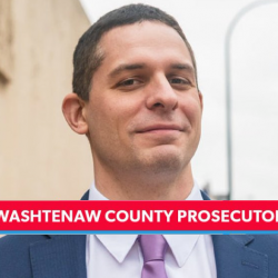 The Detroit News struggles to find critics of Washtenaw County Prosecutor Eli Savit's progressives policies
