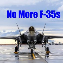 No more F-35s – with special guest Dan Grazier from the Project on Government Oversight