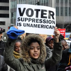 URGENT ACTION NEEDED! Michigan GOP poised to pass three voter suppression bills WEDNESDAY.