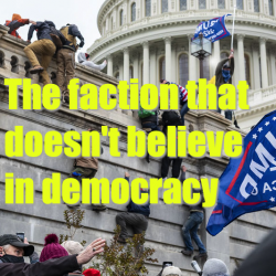 The faction that doesn't believe in democracy – with special guest Lilliana Mason