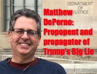 Top proponent and propagator of Trump's Big Lie wants to be Michigan Attorney General