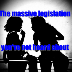 The massive legislation you've not heard about – with special guest Rebecca Vallas