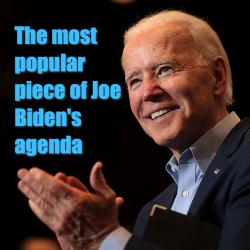 The most popular piece of Joe Biden's agenda – with special guest Seth Hanlon