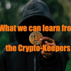What we can learn from the Crypto-Keepers – with special guest Alexis Goldstein