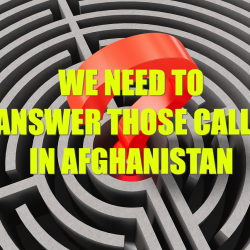 We need to answer those calls in Afghanistan – with special guest Stephen Miles from Win Without War