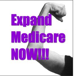 """Expand Medicare NOW! with special guest Jon """"Bowzer"""" Bauman"""